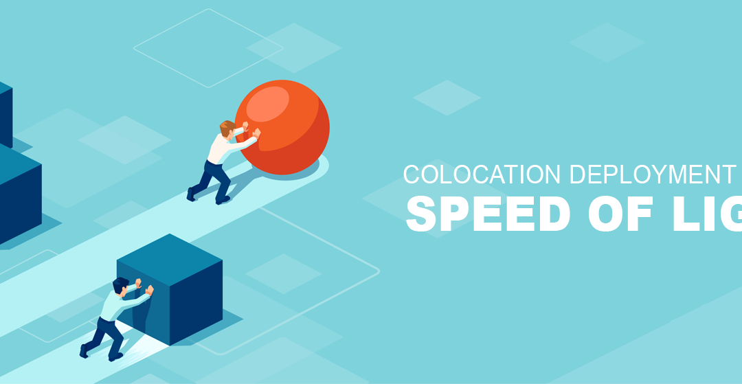 A Successful Colocation Deployment Over The Weekend By UnitedLayer